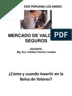 - La Bolsa de Valores.- Como y Cuando Invertir en La Bolsa (P-3)