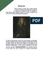 Historia Del Calculo d y i