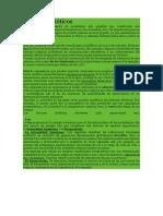 Factores Abióticos y Bioticos
