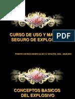 1.-Conceptos Basicos Del Explosivo