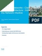 Cisco Digital Network