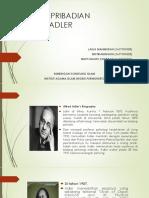 PPT Kelompok 3 Alfred Adler