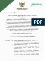Peraturan KPU Nomor 12 Tahun 2017