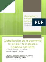 TIC.educación y Medios de Comunicación