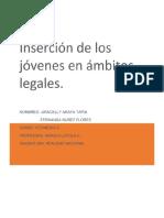 Antiguamente los menores entre 14 y 16 años no eran imputables penalmente.pdf