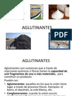 AGLUTINANTES