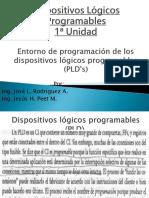 Unidad 1 PLD