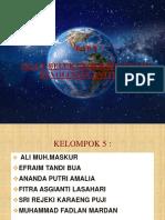 Tugas Pengantar Geografi kelompok 5.pptx