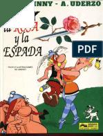 Asterix La Rosa y La Espada