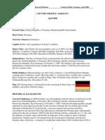 Germany Profile