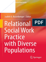 [Essential Clinical Social Work Series] Judith B. Rosenberger Ph.D., LCSW (Auth.), Judith B. Rosenberger (Eds.) - Relational Social Work Practice With Diverse Populations_ a Relational Approach (2014, Sprin