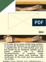 Historia de La Medicina Legal (1)