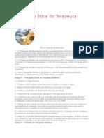 Código de Ética do Terapeuta Holístico.doc