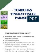 i. Tumbuhan Tingkat Tinggi Parasitik
