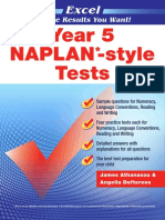 NAPLANstyle Tests Y5 Online Resource 2017