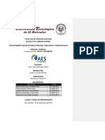 Campaña de Responsabilidad Social Empresarial para AES El Salvador