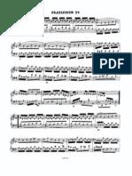 Bach - Prelúdio e Fuga no. 15 (livro 2)