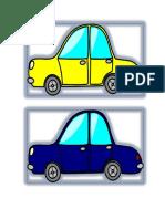 material didáctico AUTOS