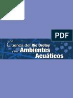 LBO Cuenca Del Río Orotoy Ambientes Acuáticos