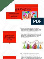 Cognicion Social Expo Lista Ps s.