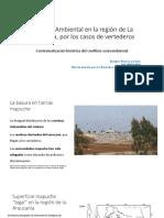 Enrique Pizarro, RADA_Contexto Historico Racismo Ambiental Por Vertederos