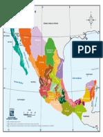 mapa con división política