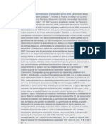 Un Estudio Microcalorimétricas de Chenopodium Quinoa Willd