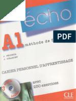 Écho A1 - Cahier d'exercices.pdf