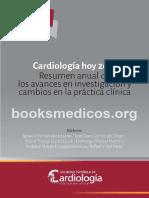 Cardiología Hoy 2016 [Fernández, Gómez, López, Marzal, Murga, Vidal]