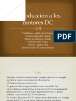 Introduccion CD Motor