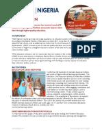 USAID Nigeria Education Fact Sheet