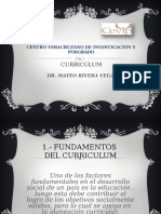 Fundamentos Del Curriculum 1