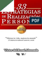 33 Estrategias de Realizacion Personal