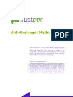 Anti Keylogger Myths