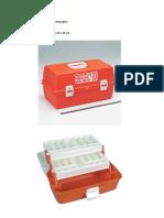 Contoh Gambar Kotak Obat Emergensi