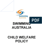 Child Welfare Policy