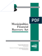 PA Act 47 Full Text - Municipalities-financial-recovery-Act