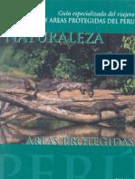 Guia Naturaleza y Áreas Protegidas del Perú