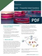 Stem Cell Treatments FAQS