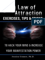 50 Law of Attraction Exercises, Tips & Tricks