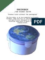 Envirobox Flyer