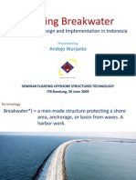 Floating Breakwater