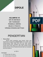 KELOMPOK VII FARFIS MOMEN DIPOL.pptx