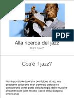 La Nascita Del Jazz