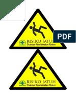 SKP risiko jatuh