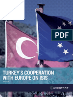 Wikistrat Turkeys Cooperation With Europe on ISIS