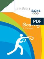 Rio 2016 Boxing Results Book V1.0