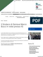 Ponte Morandi Sindaco Di Genova Bucci Sarà Il Commissario - Il Fatto Quotidiano