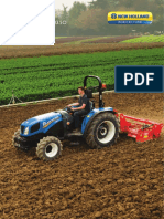 New Holland Td3.50 tractor