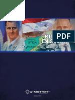 Wikistrat Russia in Syria Tactical Masterstroke Strategic Risk